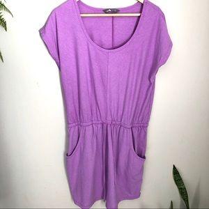 The North Face Purple Dress